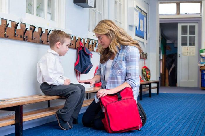 Loslassen lernen (© Getty Images)