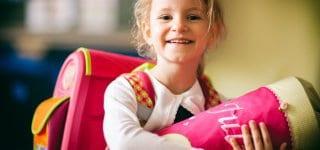 Tipps für den Schulstart - so erleichterst du deinem Kind die Eingewöhnung (© Getty Images)
