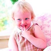 Kleinkind im Alter von 29 Monaten