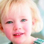 Kind im Alter von 34 Monaten