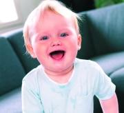 9 Monate altes Baby