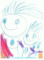 Kinderkunst So Fördern Eltern Die Entwicklung Liliput Lounge