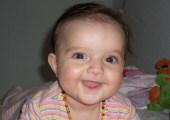 Amina - fröhlich und pfiffig