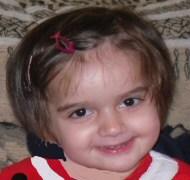 Amina - gesunde pfiffige Dreijährige
