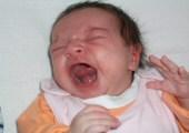 Baby Amina war nach der Geburt auf Entzug
